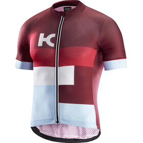 KATUSHA Superlight SS Jersey Men sangre coral blue